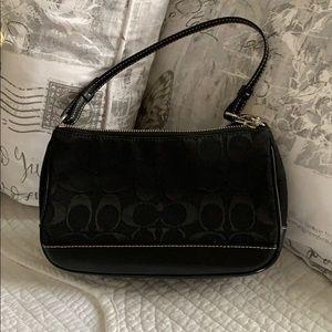 Signature Coach Small Handbag